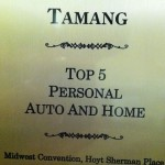 I am going to be No #1 on auto and Home insurance sale from Top #5